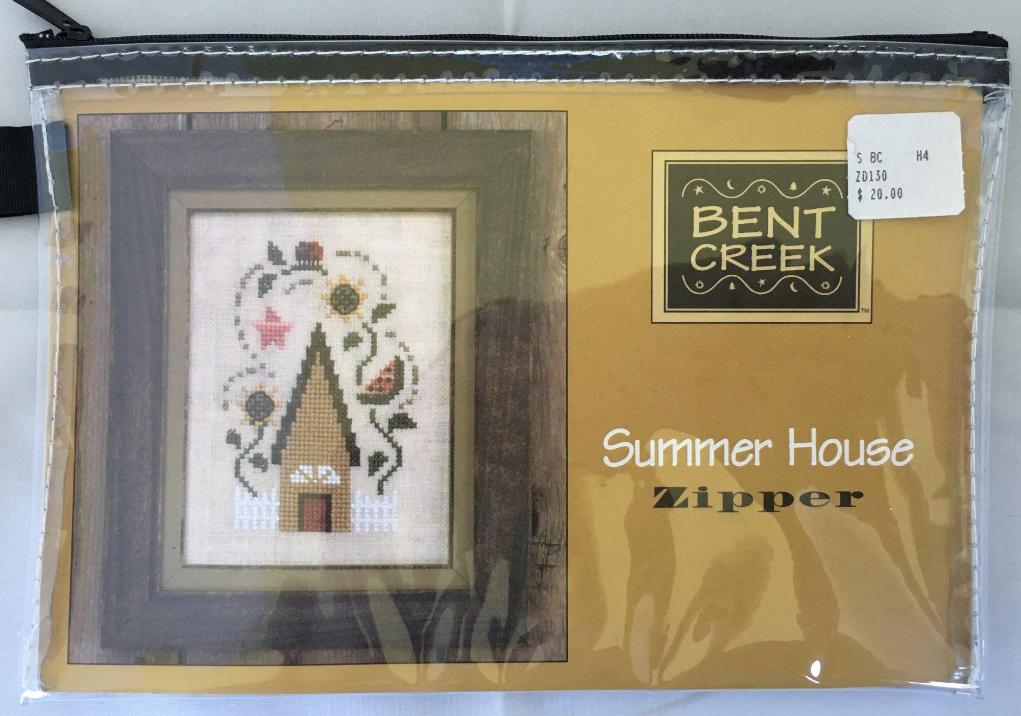 Bent Creek: Summer House Zipper Kit