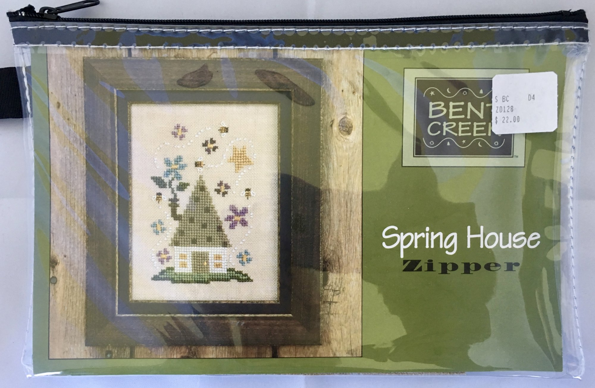 Bent Creek: Spring House Zipper Kit
