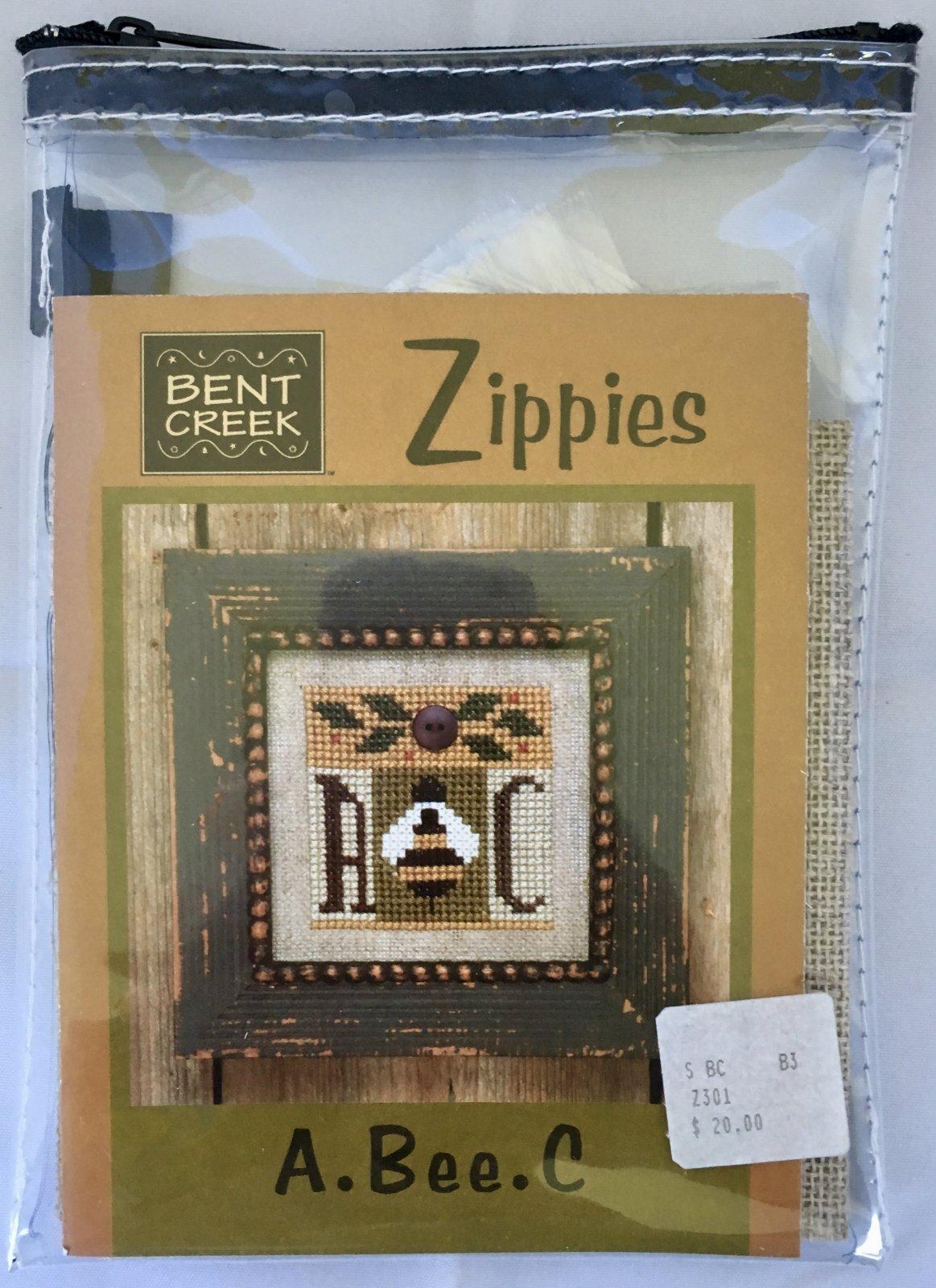 Bent Creek: A. Bee C. Zippies Kit