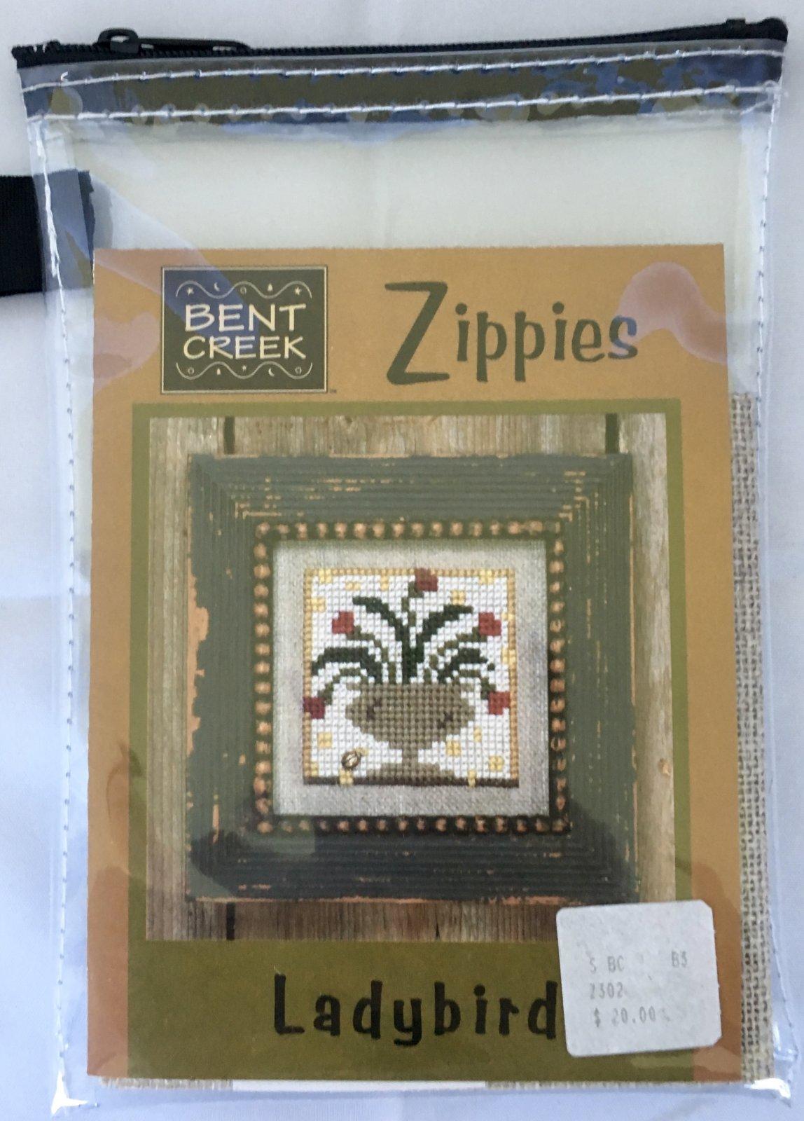 Bent Creek: Ladybird Zippies Kit