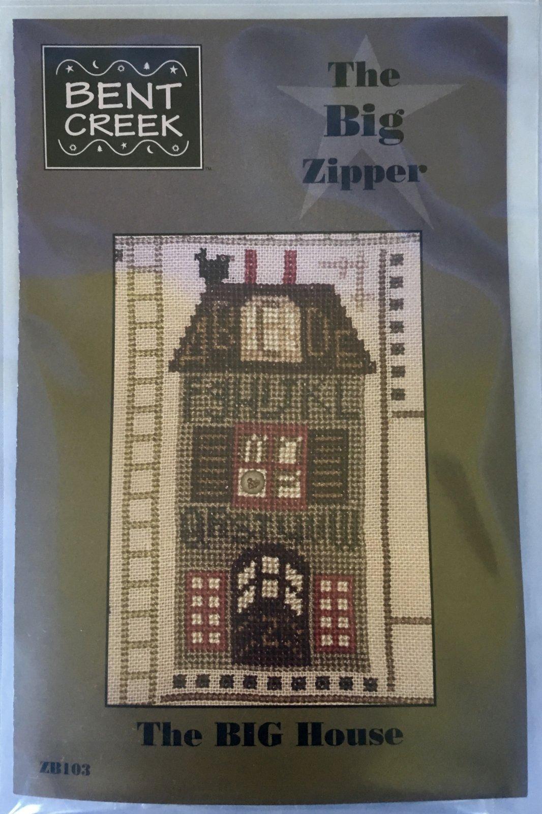 Bent Creek: The Big House Big Zipper Kit ZB103