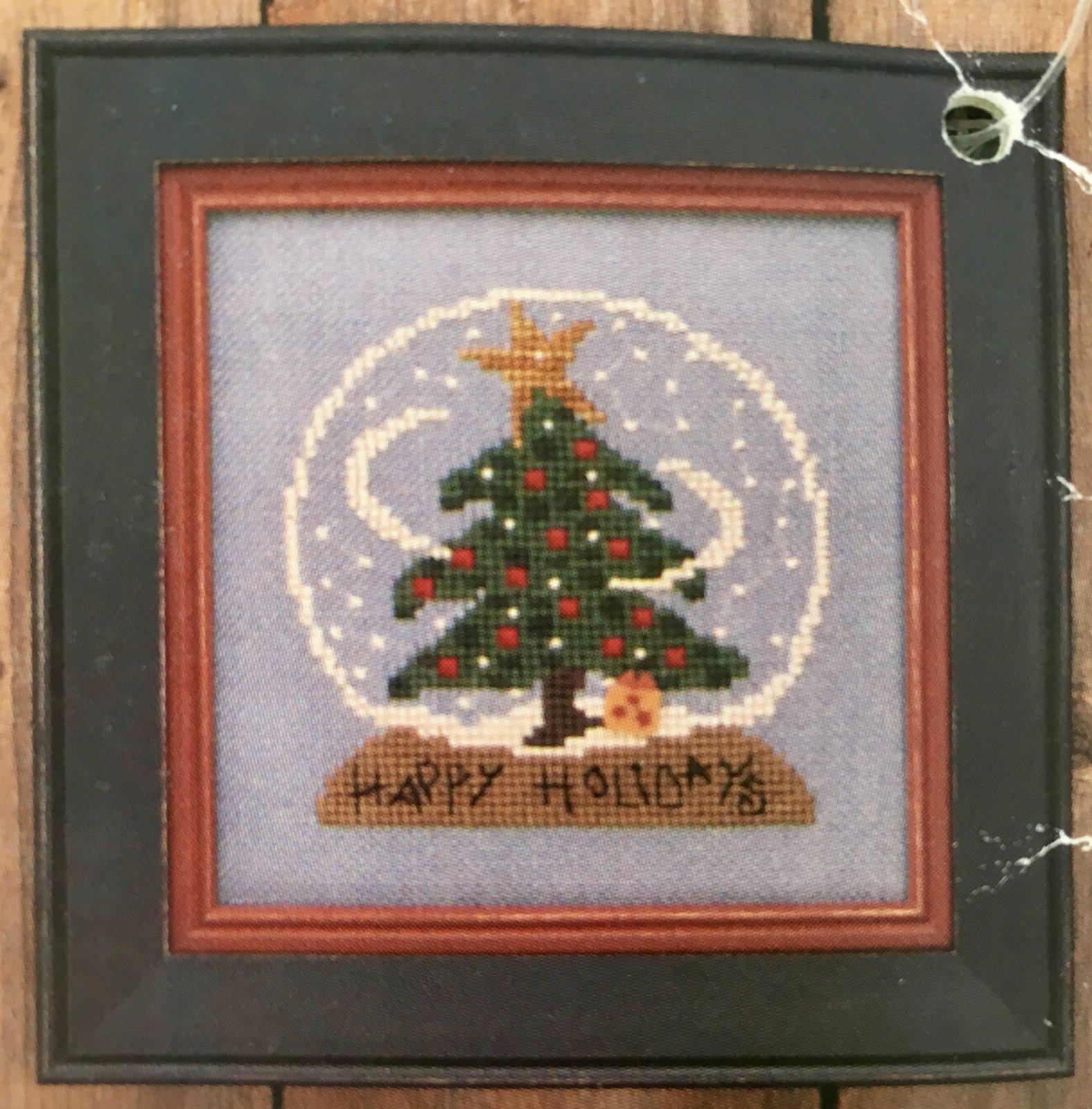 Bent Creek: Christmas Zipper Kit