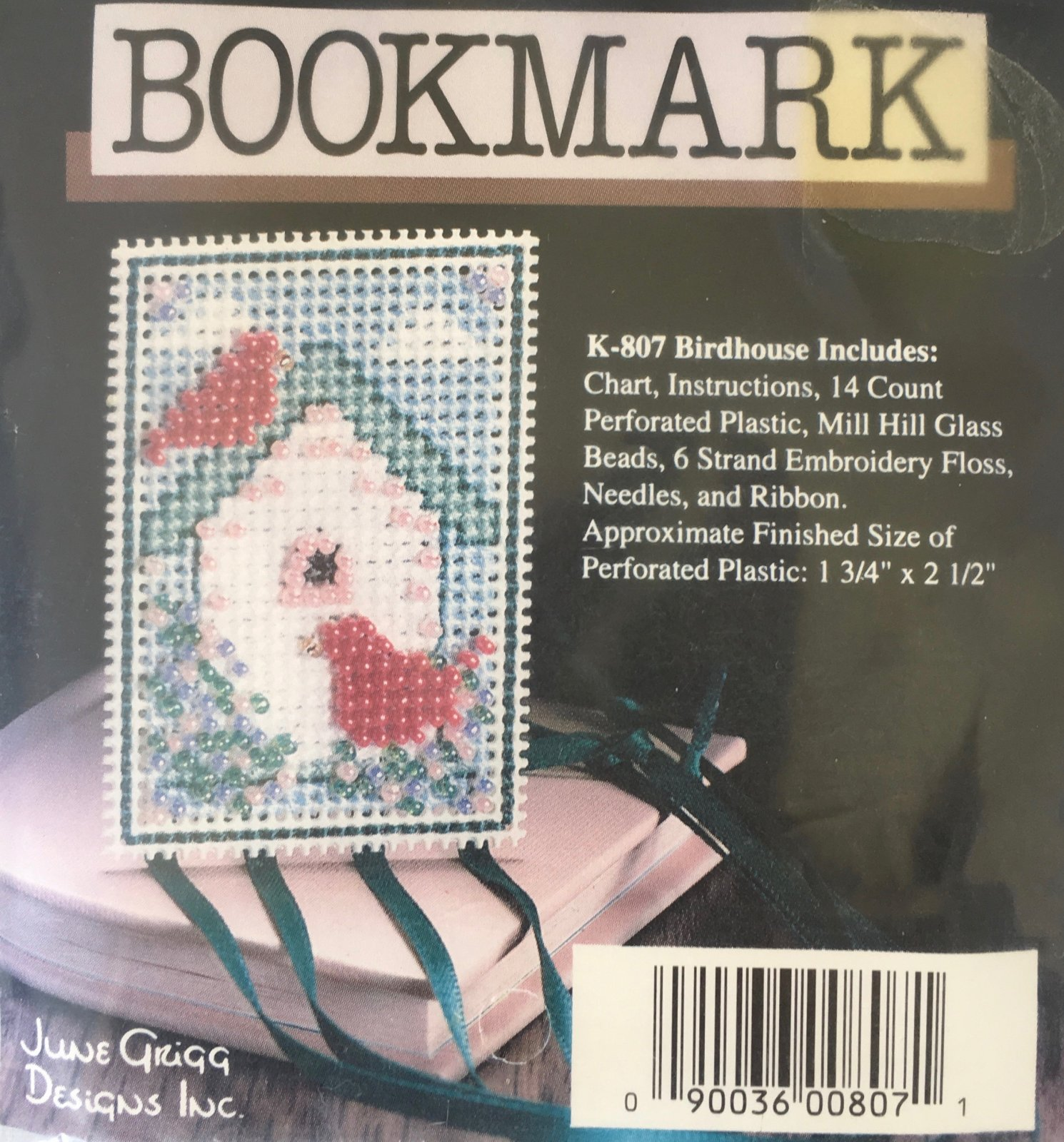 Birdhouse Bookmark Kit