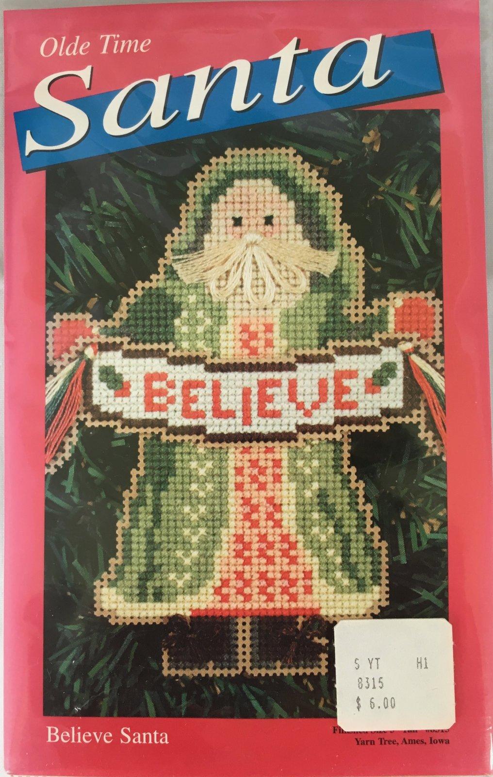 Believe Santa Kit