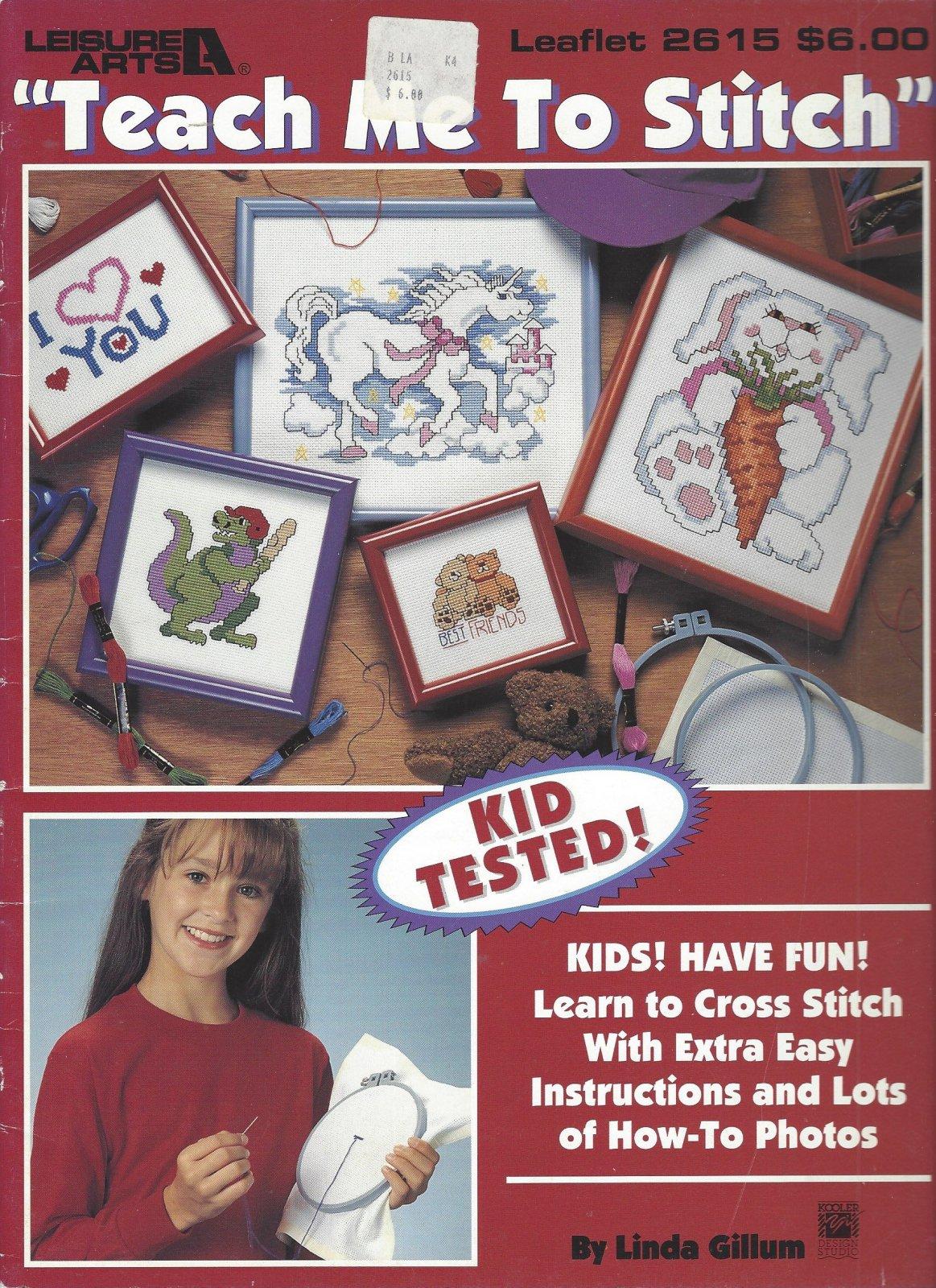 Leisure Arts Leaflet 2615