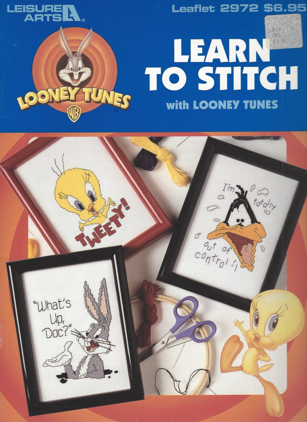 Leisure Arts Leaflet 2972