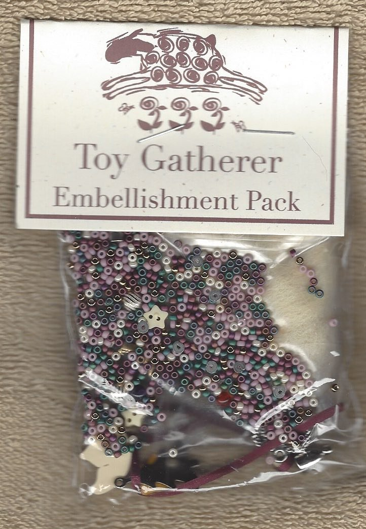 Shepherd's Bush The Toy Gatherer Embellishments