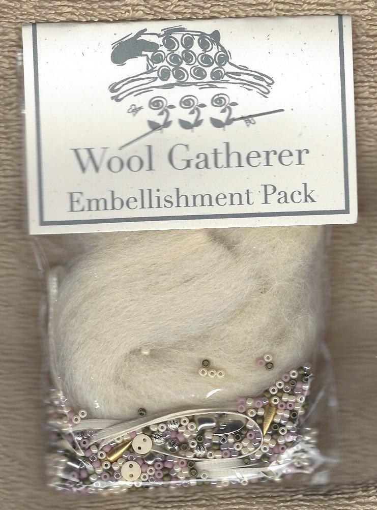 Shepherd's Bush The Wool Gatherer Embellishments