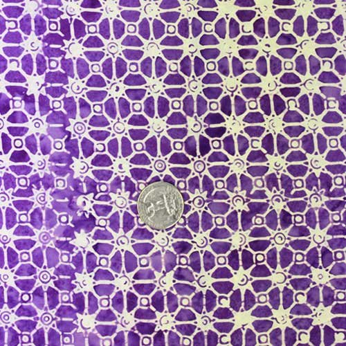 Batik Tamal - Connections, Violet 10161619