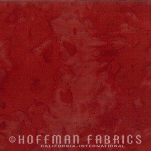 Hoffman Batik - 1895 116 Bali Watercolor Harvest