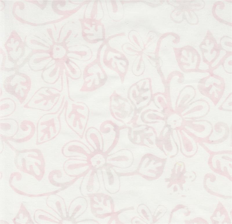 Batik Textiles - Fresh Cream 5363