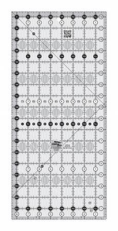 Creative Grids - CGR818  8-1/2in x 18-1/2in ruler