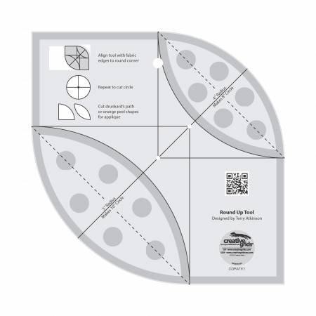 Creative Grids - CGRATK1 Round Up Tool