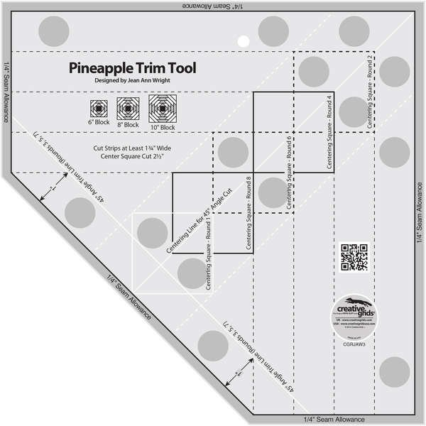 Creative Grids - CGRJAW3 Pineapple Trim Tool