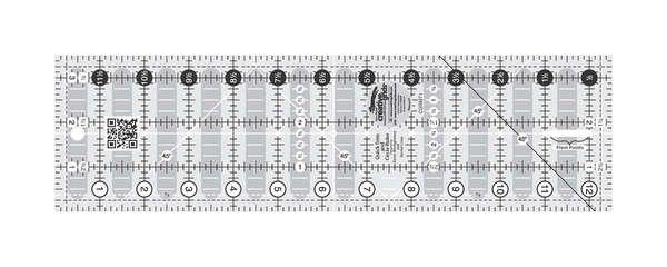 Creative Grids - CGRMT1 Quick Trim Ruler