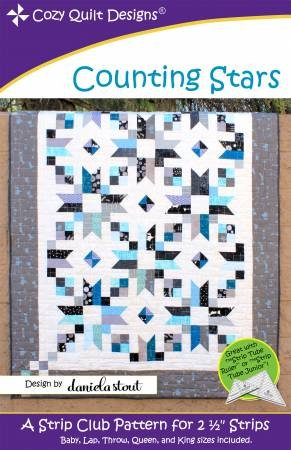 Cozy Quilt Designs - Counting Stars