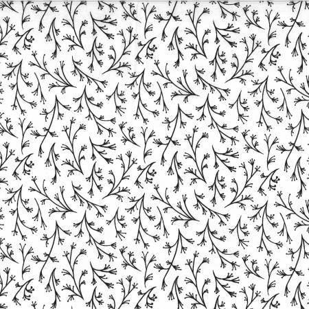 Michael Miller Fabrics - Little Wisps CX8171-White