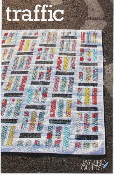 Jaybird Quilts - Traffic