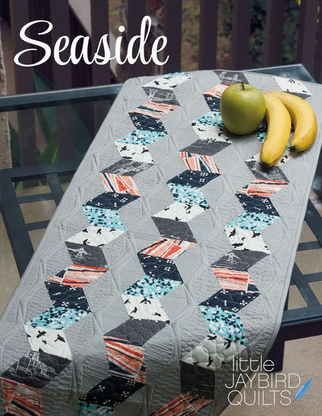 Jaybird Quilts - Seaside Table Runner