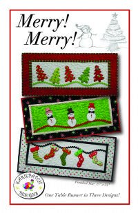 Karie Patch Designs - Merry Merry