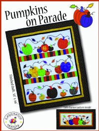 Karie Patch Designs - Pumpkins on Parade