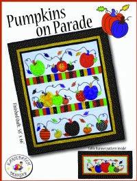 Karie Patch Designs - Pumpkins on Parade