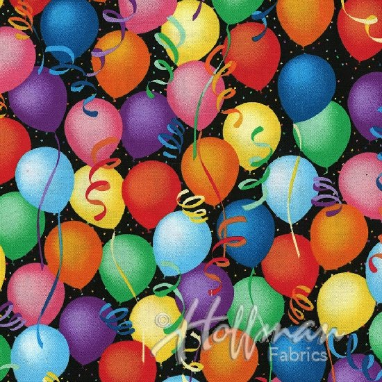 Hoffman - Q4400 130 Celebrate Good Times Multi Balloons