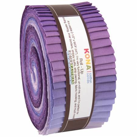 Robert Kaufman - Kona Cotton Lavender Fields RU-437-40