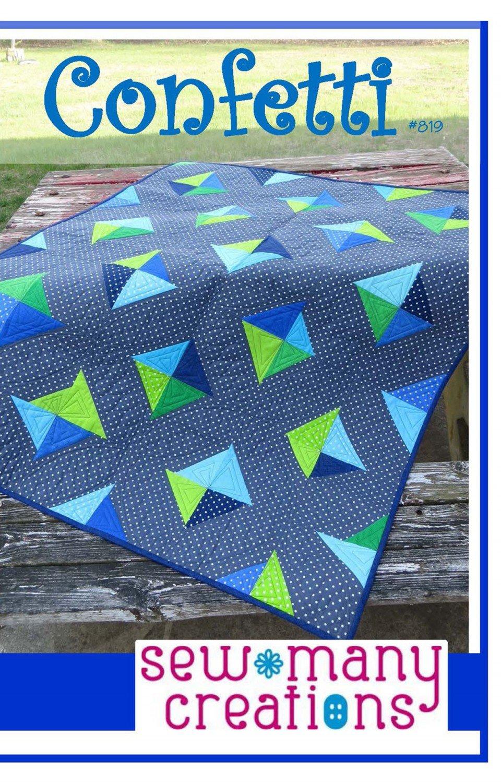 Sew Many Creations - Confetti