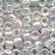 Mill Hill Glass Pebble Beads 05161 Crystal