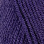 Plymouth Encore Worsted Purple Bell 1606