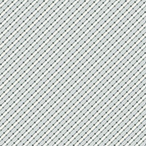 Benartex Home Grown Stripe Gray