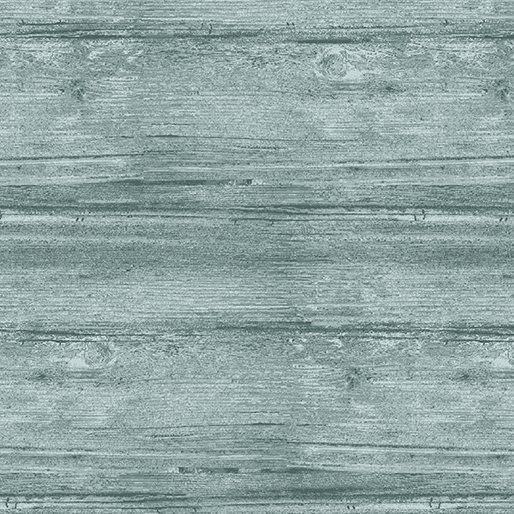 Benartex Washed Wood Fresca Blue
