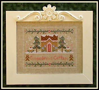 PT CS CCN Gingerbread Cottage
