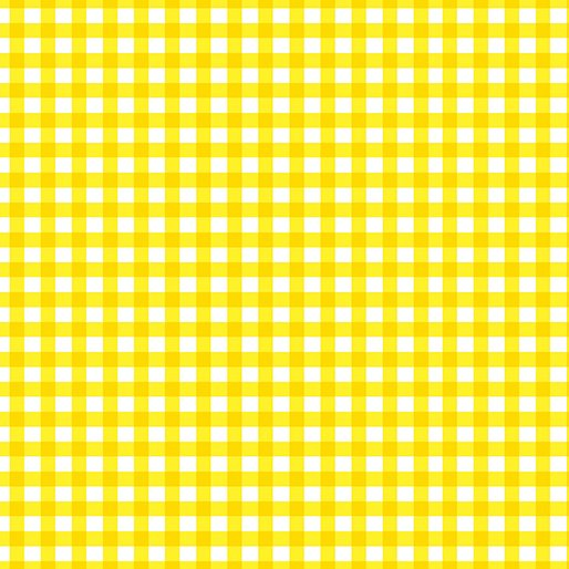 Benartex Oops A Daisy Yellow Gingham