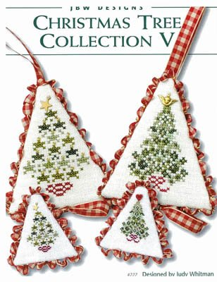 PT CS JBW Designs Christmas Tree Collection V