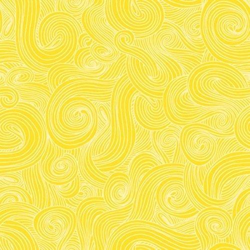 Studio E Just Color Swirl Sunshine