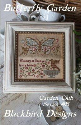 PT CS BBD Garden Club Series 5 Butterfly Garden