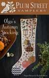 PT CS Plum Street Samplers Olga's Autumn Stocking
