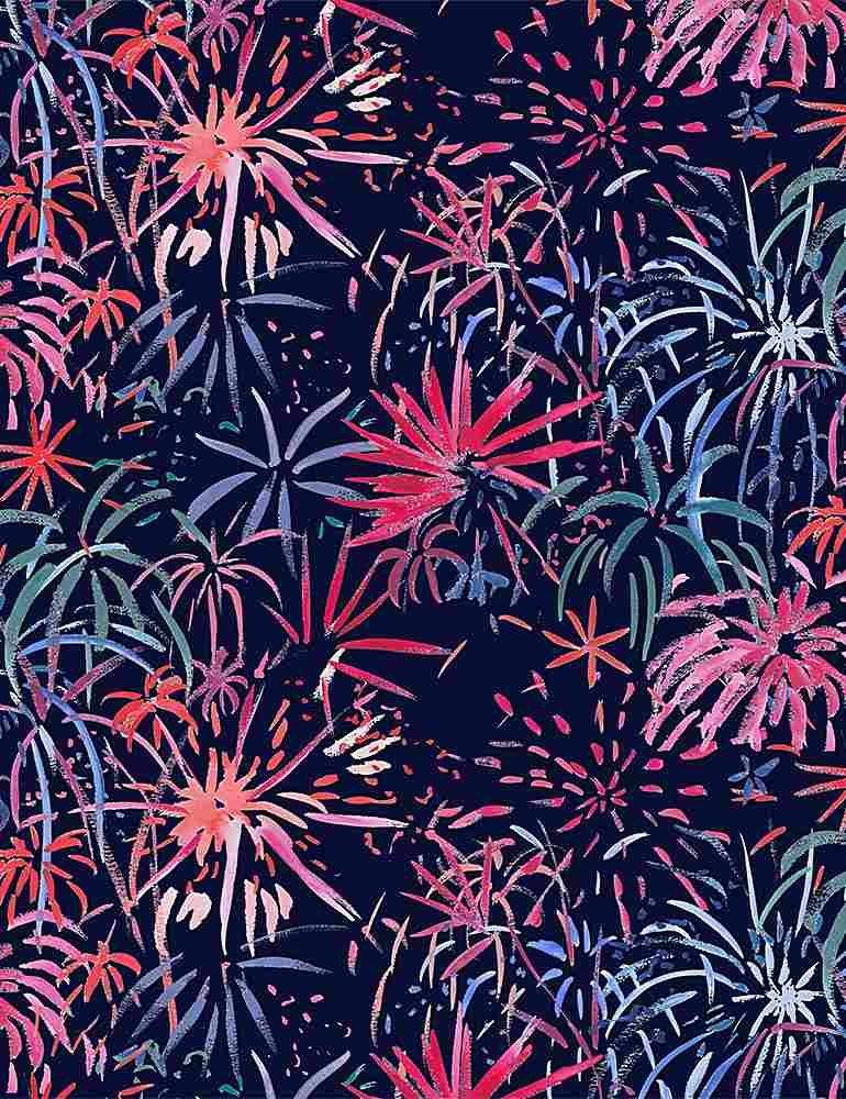 Dear Stella American Summer Fireworks Multi