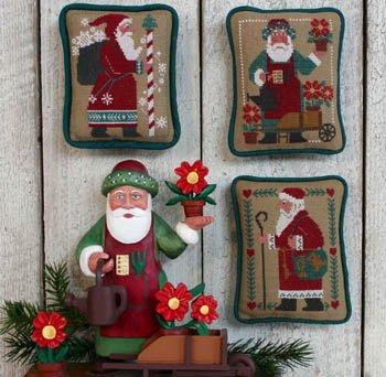 PT CS Prairie Schooler Santa's Revisited III