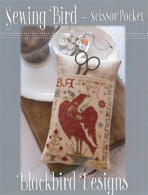 PT CS BBD Sewing Bird Scissor Pocket