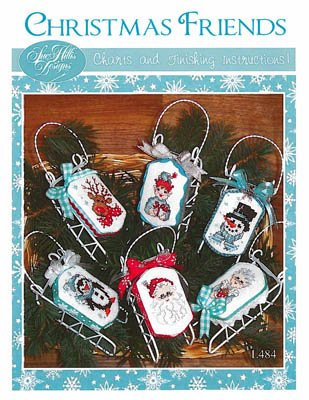 PT CS Sue Hillis Designs Christmas Friends