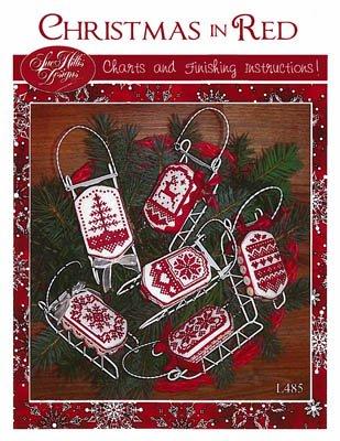 PT CS Sue Hillis Designs Christmas in Red