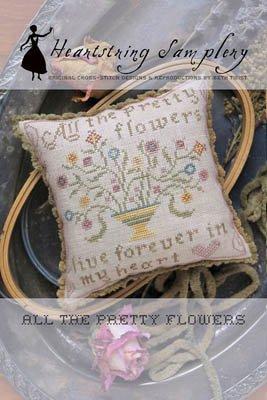 PT CS Heartstring Samplery All The Pretty Flowers