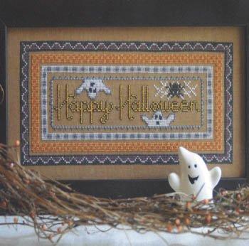 PT CS AnnaLee Waite Designs Two Ghosts One Spider