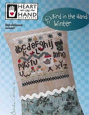 PT CS Heart in Hand Bird in Hand:  Winter
