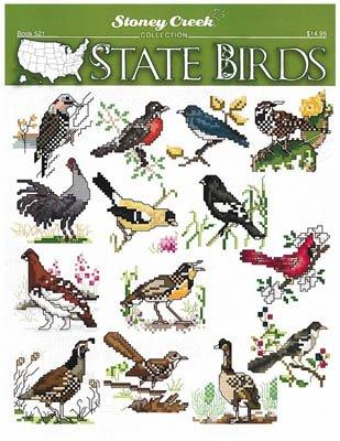 BK CS Stoney Creek Collection State Birds