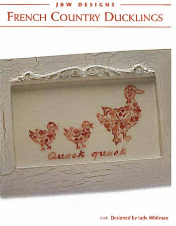 PT CS JBW Designs French Country Ducklings