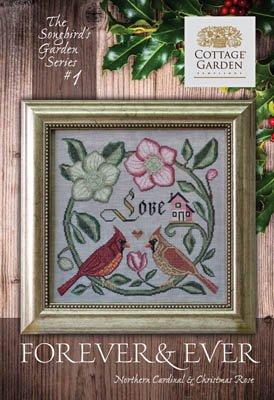 PT CS Cottage Garden Songbird's Garden #1 Forever and Ever